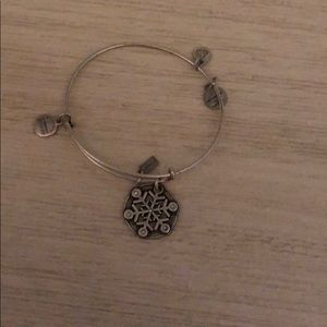 Jewelry - Alex and ani (snowflake)